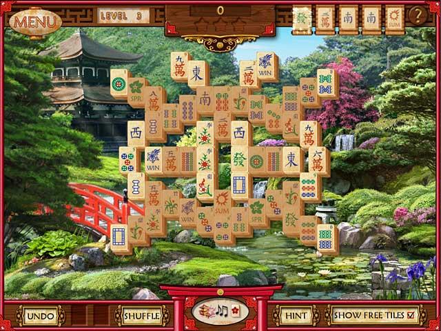 Mah Jongg Memoirs free game download :: Mah Jongg Games