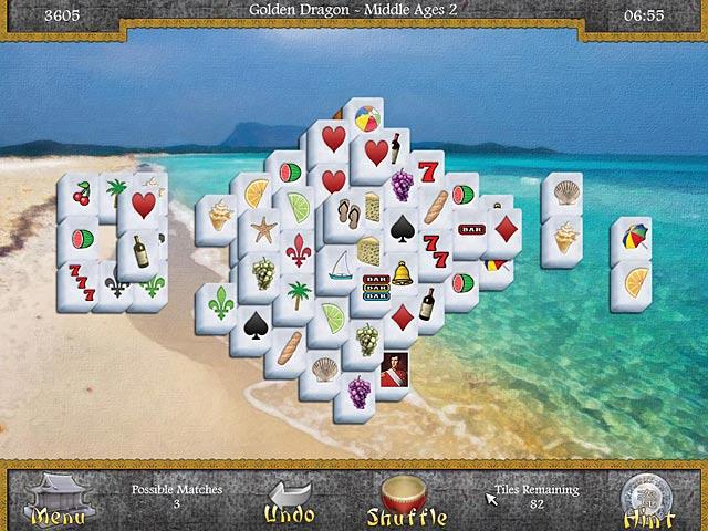 Mahjongg: Legends of the Tiles free game download :: Mah Jongg Games
